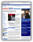 Newspapers and Magazines: CBS News – Quote of The Day