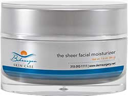 The Sheer Facial Moisturizer