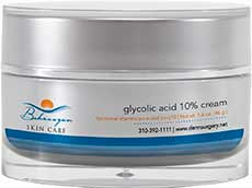 Glycolic Acid 10 percent Cream