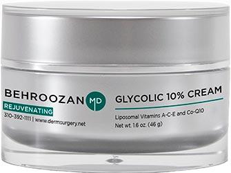 Glycolic Acid 10 percent Cream