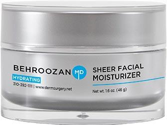 The Sheer Facial Moisturizer