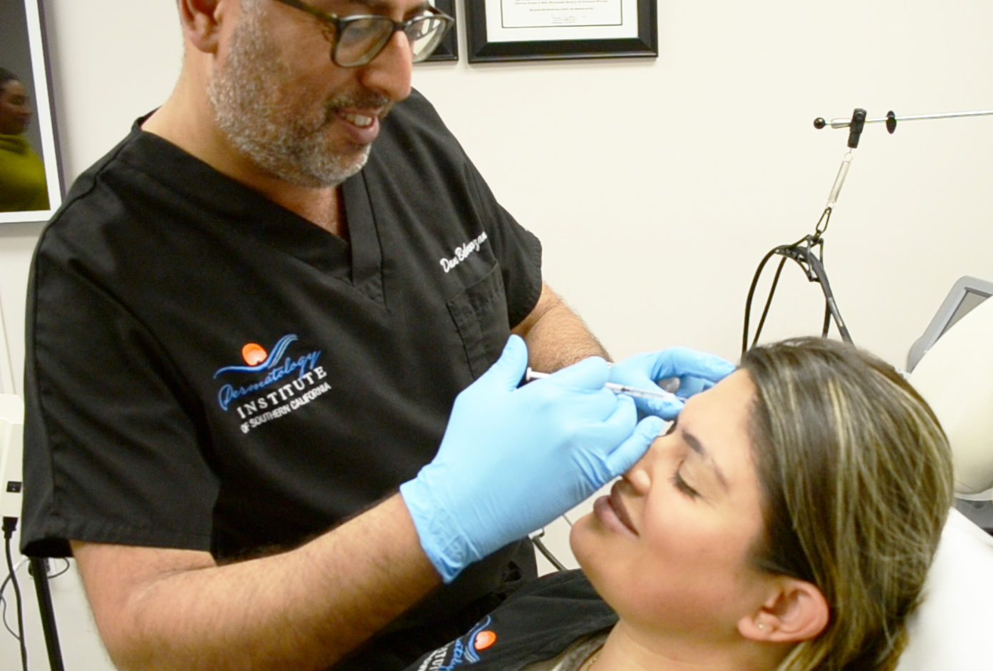 Dr. Behroozan personally performs all Botox treatments